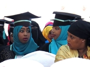 15 midwives graduated to help save lives with UNFPA support from Hargeisa Institute of Health Sciences