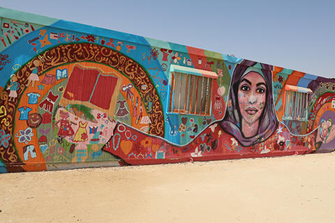 تحدثت الفتيات عن معاناتهن وخضوعهن للإدانة المجتمعية واللوم بينما لا يتمتعن إلا بقليل من سلطة اتخاذ القرار في حياتهن. © صندوق الأمم المتحدة للسكان الأردن