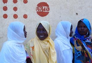 فتايات من السودان