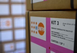 UNFPA is providing post-rape treatment kits and other essential health supplies in South Sudan. Sexual violence has been widespread since hostilities erupted last month.