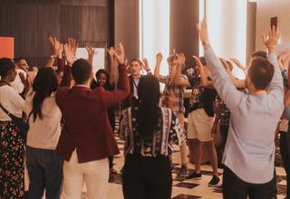 جمع منتدى الشباب في المنطقة العربية الذي عقد في تونس قادة الشباب من 15 بلدا في المنطقة  © صندوق الأمم المتحدة للسكان