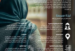 لمحة حول العنف القائم على النوع الاجتماعي في سوريا - صورة الغلاف