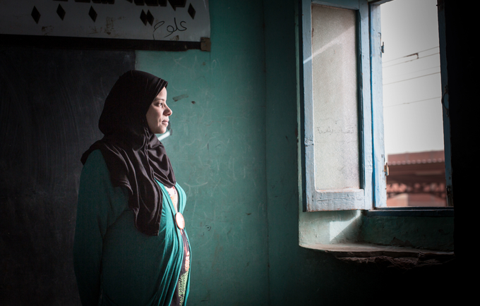 Shaimaa Aly, underwent FGM at the age of 10, became an advocate in her community and refuses to have her baby girl circumcised.