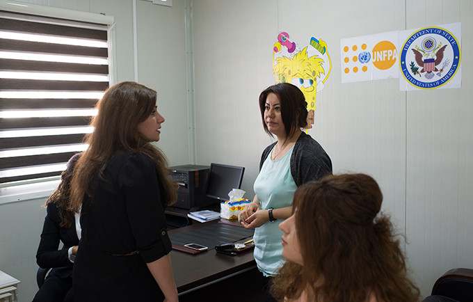 Iraq centre brings specialized care to gender violence survivors