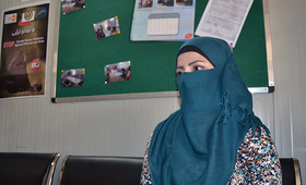 """""""I am a prey to all men"""": Refugee women endure poverty, harassment, isolation"""