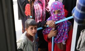 يوسع الصندوق أنشطته لتوفير الرعاية الصحية الإنجابية والدعم للناجين من العنف في شمال شرق سوريا. © صندوق الأمم المتحدة للسكان سوريا