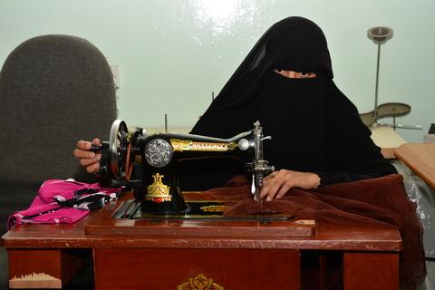 المساواة بين الجنسين لا تفيد فقط النساء، بل الأسر والمجتمعات ايضا ©UNFPA Yemen